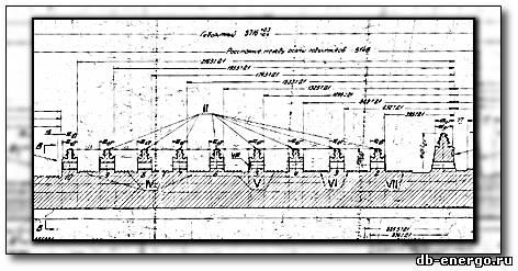 Чертеж Б-821-20-01 Ротор ЦВД турбины К-500-240-2 ХТГЗ