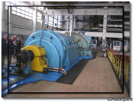 Паровые турбины высокого давления ЛМЗ
