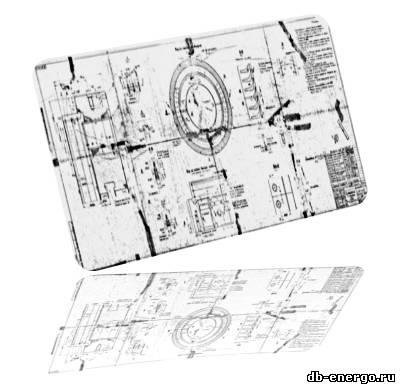 Сборочный чертеж Б-821-65СБ. Диафрагма ЦВД 5 ступени турбины К-500-240-2