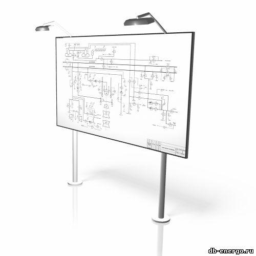 Система паровых коллекторов собственных нужд блоков 500МВт