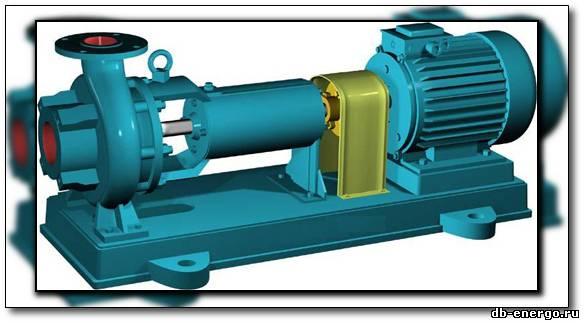 Центрирование валов горизонтальных насосных агрегатов
